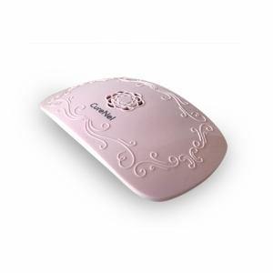 YAMADASELECT(ヤマダセレクト) YCNF405H1 ネイルファンライト UVファン両用 ピンク