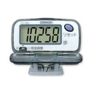 MIZUNO(ミズノ)フィットネス 健康 ホームフィットネス(計測器 大型器具) 歩数計 ヘルスカウンター HJ-005 HJ005-10
