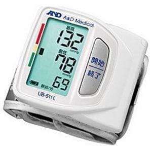 エー・アンド・デイ UB-511L 手首式デジタル自動血圧計