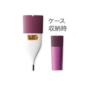 オムロン 婦人用電子体温計 ピンク MC-652LC-PK