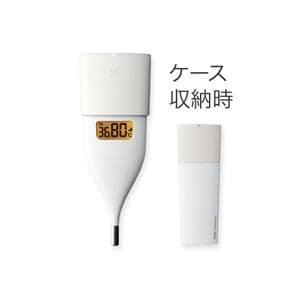 オムロン 婦人用電子体温計 ホワイト MC-652LC-W