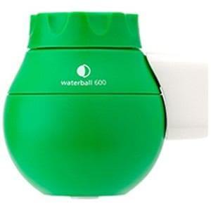 東レ 蛇口直結型浄水器 「ウォーターボール waterball」ライムグリーン WB600C-LG
