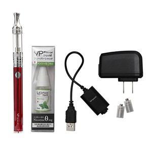 ブイピージャパン(VP JAPAN) 電子タバコ 「VP MAGIC コンプリートセット」 ワインレッド メンソール SW-11753