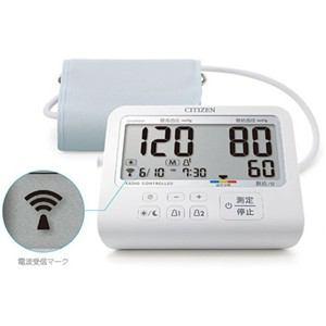 シチズン 電子上腕式血圧計 CHUR901