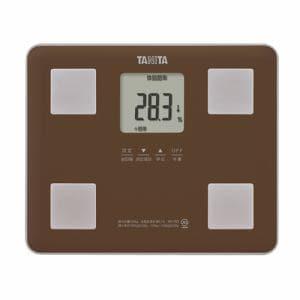 タニタ 体組成計・体重計 ブラウン BC-760BR