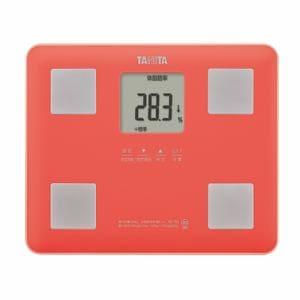 タニタ 体組成計・体重計 コーラルピンク BC-760PK