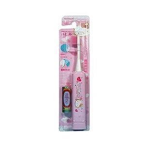 ミニマム DB-F5P-KT 電動付歯ブラシ「ハローキティハピカ超極細」ピンク