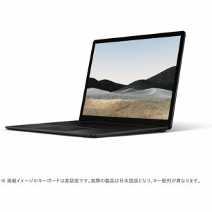 "Microsoft 5BT-00016 ノートパソコン Surface Laptop 4 13.5"" i5/8/512 Surface Laptop 4 13 インチ  ブラック"