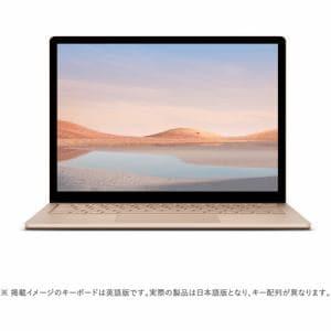 "Microsoft 5BT-00064 ノートパソコン Surface Laptop 4 13.5"" i5/8/512 Surface Laptop 4 13 インチ  サンドストーン"