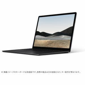 "Microsoft TFF-00043 ノートパソコン Surface Laptop 4 15"" R7/16/512 Surface Laptop 4 15 インチ ブラック"