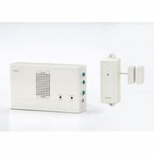 ELPA EWS-1002 ワイヤレスチャイム ドア用送信器セット