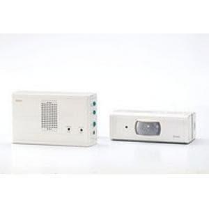 ELPA EWS-1003 ワイヤレスチャイムセンサー 送信器セット