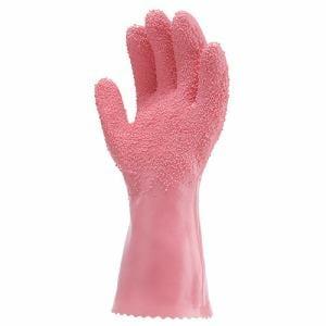 ファイン FIN-239SP 皮むきグローブムッキー 女性・子ども用 ピンク