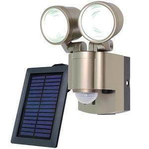 ELPA LEDセンサーライト ESL302SL