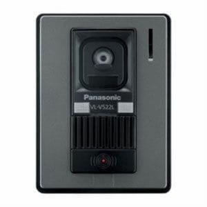 Panasonic カラーカメラ玄関子機 VL-V522L-S VL-V522L-S