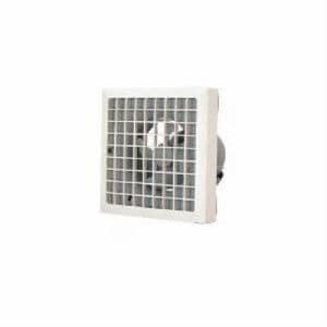 TOSHIBA 換気扇 風力形パイプ用 格子タイプ トイレ・洗面所・居間用 接続ダクト:Φ100 VFP-8TP4
