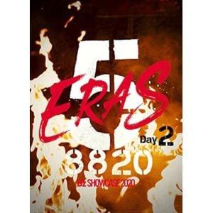 【DVD】B'z SHOWCASE2020-5 eras 8820-Day2