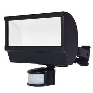 エルパ 屋外用LEDセンサーライト 1000ルーメン 広配光 ESL-W2001AC