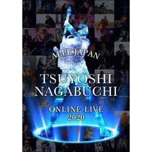 【DVD】長渕剛 / TSUYOSHI NAGABUCHI ONLINE LIVE 2020 ALLE JAPAN