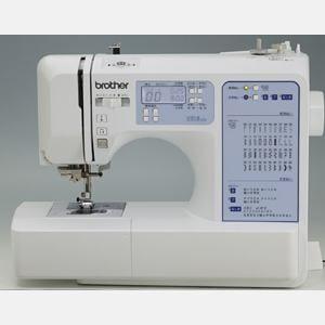 ブラザー 文字縫い機能付きコンピューターミシン 「SENSIA400」 CPE0002