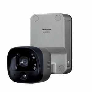 パナソニック KX-HC300S-H ホームネットワークシステム(屋外バッテリーカメラ)
