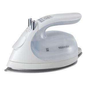 東芝 TA-FVX630-W コードレススチームアイロン 「コンパクト 美(ミ)ラクルLa・Coo(ラクー)」 パールホワイト