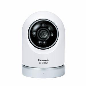 パナソニック KX-HC600-W 屋内スイングカメラ ホワイト