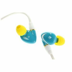 UPQ(アップ・キュー) Q-music QE10 リケーブル対応耳掛け式カナル型イヤホン ホワイト QERP003WH