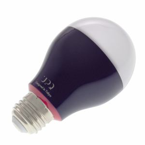 UPQ(アップ・キュー) QBLB001 Q-home BB01 NR Bluetooth対応 スマート電球 ネイビー・アンド・レッド