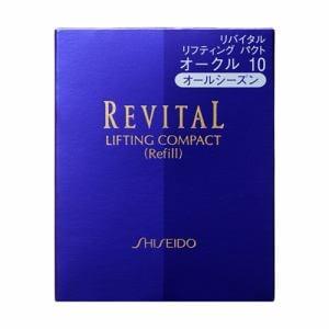 資生堂(SHISEIDO) リバイタル リフティングパクト オークル10 (レフィル) (12g)