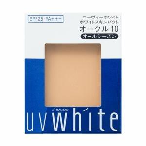 資生堂(SHISEIDO) UVホワイト ホワイトスキンパクト オークル10 (レフィル) (12g)