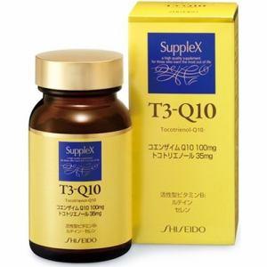 資生堂(SHISEIDO) サプレックス 資生堂 サプレックス T3‐Q10 (90粒)