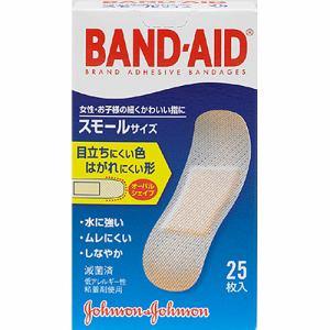 ジョンソン・エンド・ジョンソン(Johnson & Johnson) バンドエイド2007 肌色 スモール (25枚) 【医療機器】