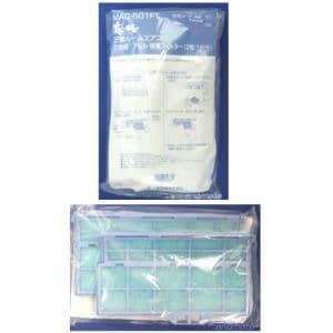 三菱 MAC-501FT エアコン用交換フィルター(2枚組×1セット)枠付き