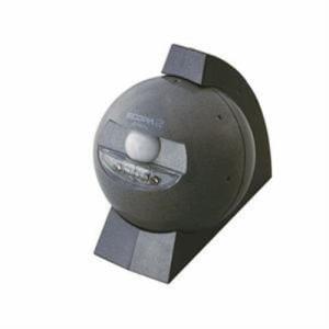 日本セラミック SL-611 電池式LEDセンサーライト エコパ2 (グレー)