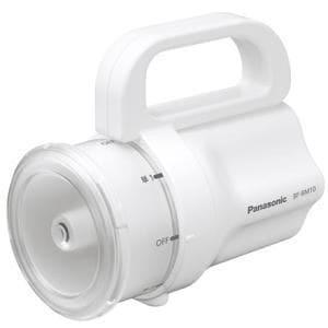 LED懐中電灯 「電池がどれでもライト」200lx ホワイト/単1形~単4形電池対応  BF-BM10(W)