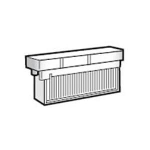 シャープ セラミックファンヒーター用加湿フィルター HXFK1