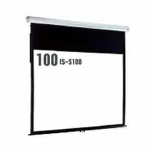 IZUMI-COSMO プロジェクタースクリーン IS-S100W