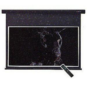 キクチ科学研究所 SE-80HDWA/K 80型 電動スクリーン ミッドナイトブラック