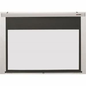 キクチ科学研究所 SS-100HDPGW 手動巻き上げスクリーン Stylist SR  白