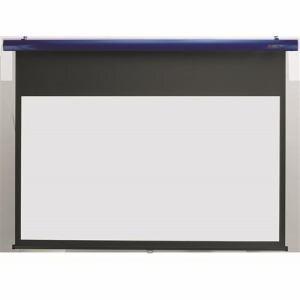 キクチ科学研究所 SE-80HDWAB 電動巻き上げスクリーン Stylist E  青
