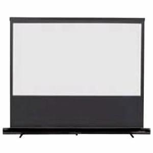 キクチ科学研究所 SD-80HDWAK 床置きスクリーン Stylist Limited  黒