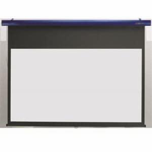 キクチ科学研究所 SE-120HDWAB 電動巻き上げスクリーン Stylist E  青