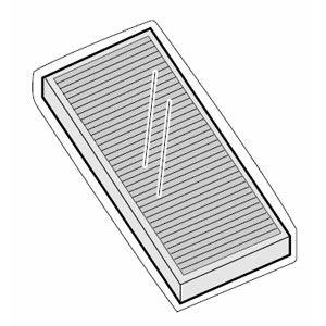 シャープ 空気清浄機 集じんフィルター(制菌HEPAフィルター) FZ-S51HF