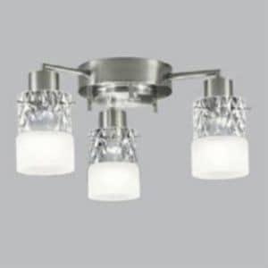 オーデリック LEDシャンデリア 【4.5畳】 21W 電球色 OC005012LD