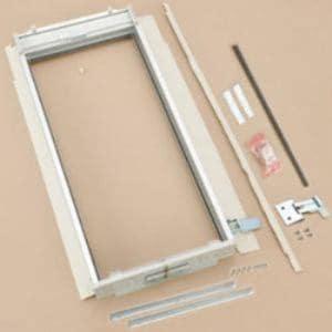 コロナ 窓用エアコン用標準窓枠 WA8