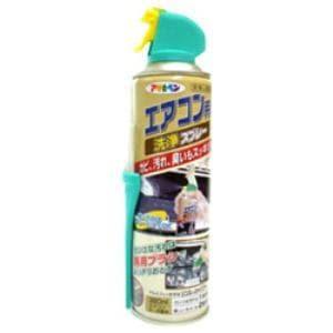 アサヒペン 380MLNEW エアコン用洗浄スプレー