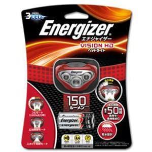 エナジャイザー LEDヘッドライト HDL150 レッド HDL1505RD