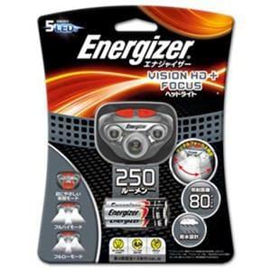エナジャイザー LEDヘッドライト HDL250 ブラック HDL2505BK