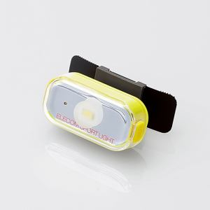 エレコム LEF-RW01BYL LEDハンズフリーライト/バック用 イエロー